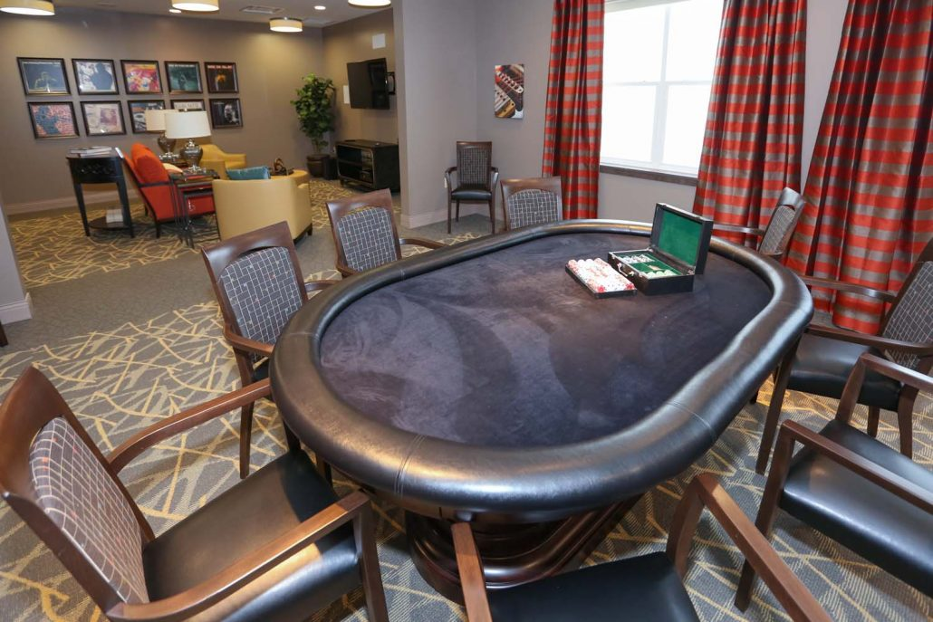 Amenities the healthcare resort of kansas city for Best private dining rooms kansas city